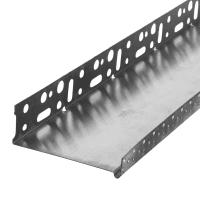 Профиль цокольный 100х2500 мм, алюминий