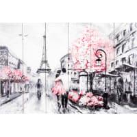 Картина на досках «Париж» 40х60 см
