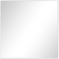 Зеркало декоративное Jo, квадрат, 30х30 см, цвет белый