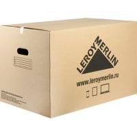 Коробка для переезда 60х40х40 см, картон