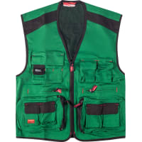 Жилет Спец-Авангард размер 48-50, цвет зелёный/чёрный