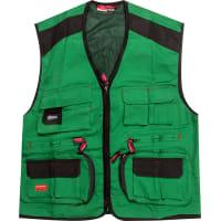 Жилет Спец-Авангард размер 52, цвет зелёный/чёрный