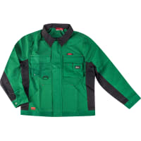 Куртка Спец-Авангард размер 52, цвет зелёный/чёрный