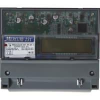 Счетчик электроэнергии Меркурий 231 АT-01I, трёхфазный