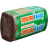 Утеплитель Кнауф ТеплоКнауф Стена 100 мм 3 м²
