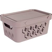 Ящик перфорированный с крышкой 4.6 л
