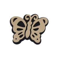 Штамп для декора «Бабочка»