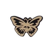 Штамп для декора«Бабочка Шоколадница»