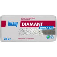 Штукатурка КНАУФ-Диамант шуба 1.5 мм 25 кг