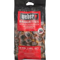 Брикеты топливные Weber уголь 8 кг