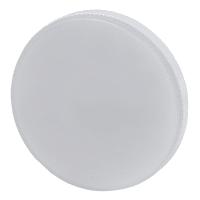 Лампа светодиодная Gх53 220 В 15 Вт диск матовый 1200 лм тёплый белый свет