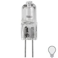 Лампа галогеновая GY6.35 12 В 50 Вт туба прозрачная 300 лм белый свет