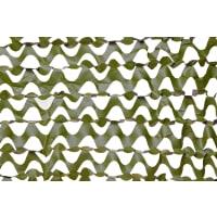 Сетка маскировочная 2x5 м, цвет зелёный/коричневый