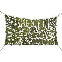 Сетка маскировочная 2x3 м, цвет светло-зелёный/темно-зелёный