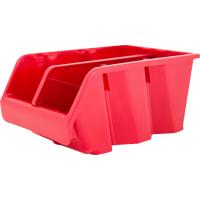 Лоток Volf 10.5х16.4х7.8 см, пластик, цвет красный