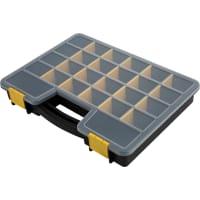 Органайзер Volf 39х29.5х6 см, пластик, цвет чёрный