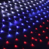 Электрогирлянда светодиодная для дома 144 лампы 1.8 м
