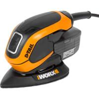 Дельташлифовальная машина Worx WX648, 65 Вт