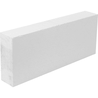 Блок газобетонный D500 600x100x300 мм