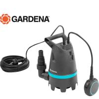 Насос погружной дренажный Gardena 9300 для грязной воды, 9300 л/час