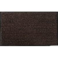 Коврик Fiesta Scraper 45x75 см, полипропилен/ПВХ, цвет коричневый