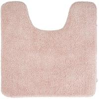 Коврик для туалета Passo 45x45 см цвет розовый