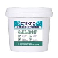 Стекло жидкое «Элькор», 3.5 кг