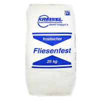 Клей для плитки Kreisel Fliesenfest, 25 кг