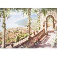 Картина на холсте «Полдень в Италии» 50х70 см