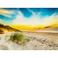 Картина на стекле «Песчаные дюны» 50х70 см