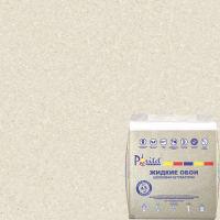 Жидкие обои Текстурное покрытие 18 0.9 кг цвет кремовый
