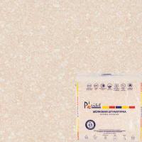 Жидкие обои Текстурное покрытие 38 0.9 кг цвет миндальный