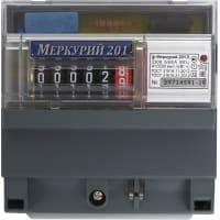 Счётчик электроэнергии Меркурий 201.5, однофазный