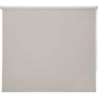 Штора рулонная Inspire блэкаут 160x175 см цвет кремовый