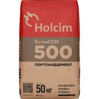 Портландцемент Holcim М500 ЦЕМ II/А-И 42.5 50 кг