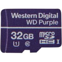 Карта памяти Western Digital Purple 32GB
