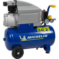 Компрессор масляный Michelin 24л, 1500Вт, 170л/мин.