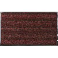 Коврик Fiesta 45x75 см, полипропилен, цвет красный