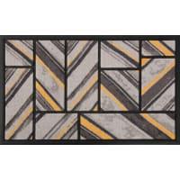 Коврик «Scrape n Sorb wstrp 15» 45x75 см, полиамид/резина, цвет разноцветный
