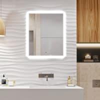 Зеркало «Лион» с подсветкой 50х60 см