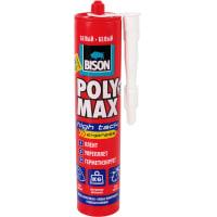 Клей-герметик Bison «Polymax Hightack» 425 г цвет белый