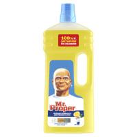 Средство для мытья пола и стен Мr.Proper «Лимон» 1.5 л