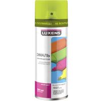 Эмаль флуоресцентная Luxens цвет зеленый 520 мл