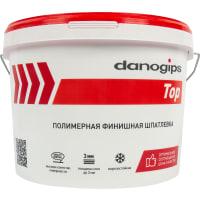 Шпаклевка готовая финишная Danogips Dano Top5 16,5 кг