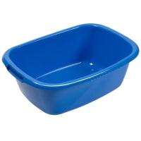 Таз овальный «Водолей» 32 л пластик цвет синий