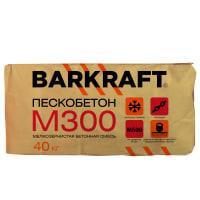 Смесь цементно-песчаная М300 Barkraft 40 кг