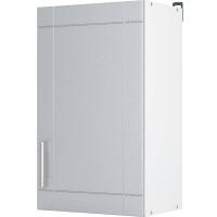 """Шкаф навесный """"Тортора"""" 40x67.6x29 см, МДФ, цвет серый"""