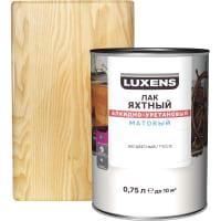 Лак яхтный Luxens 0.75 л матовый