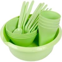 Набор для пикника Picnic Mini цвет зелёный