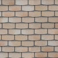 Плитка фасадная ТН HAUBERK камень травертин
